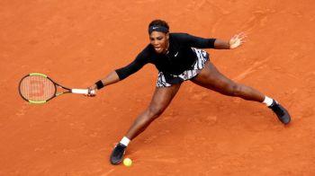 RONALD GARROS 2019 | Serena a trecut de Diatcenko in primul tur, dupa ce a pierdut primul game al meciului! Nume importante din clasamentul WTA sunt deja OUT. Toate rezultatele
