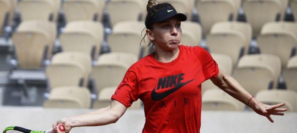 ROLAND GARROS 2019   Simona Halep joaca astazi primul meci la turneul de la Paris! Ora de start a partidei cu Tomljanovic! Romanii intra si in competitia de dublu