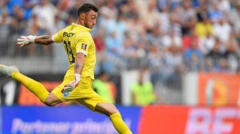 Surpriza totala! Mirko Pigliacelli, pe lista cu Messi, Mbappe si Sergio Ramos! Topul in care a fost inclus portarul Craiovei!