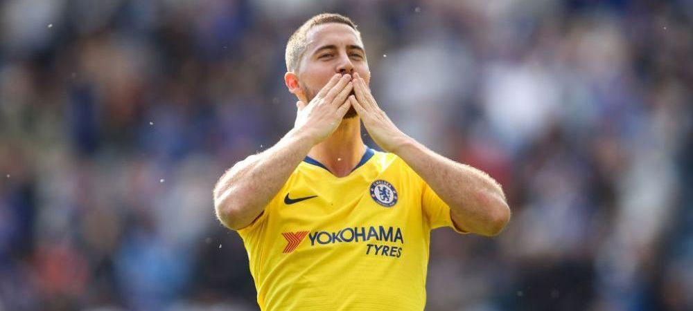 """Eden Hazard, tot mai aproape de Real Madrid! Anuntul OFICIAL facut de Florentino Perez! """"Incercam de multi ani sa il aducem la Madrid"""""""