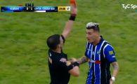 """""""Nici Game of Thrones nu a avut atatea schimbari de situatie"""" :) Faza incredibila la un meci din Argentina! Arbitrul nu a inteles ce se intampla!"""