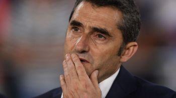 ULTIMA ORA | Reactia Barcelonei dupa ce spaniolii au anuntat ca Valverde va fi demis astazi de la carma echipei