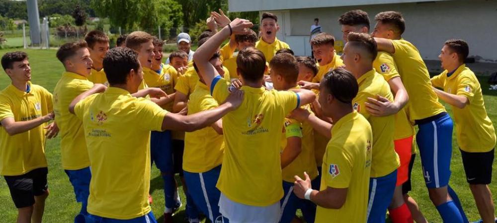 Rezultatele din toate campionatele nationale de juniori: Viitorul a dominat din nou competiile de elita