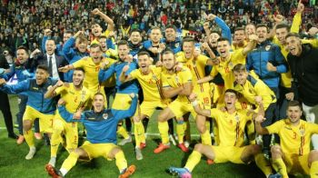 Mirel Radoi a anuntat lotul Romaniei pentru EURO U21 in direct la PROTV! Lista FINALA a nationalei Romaniei: Razvan Marin e OUT