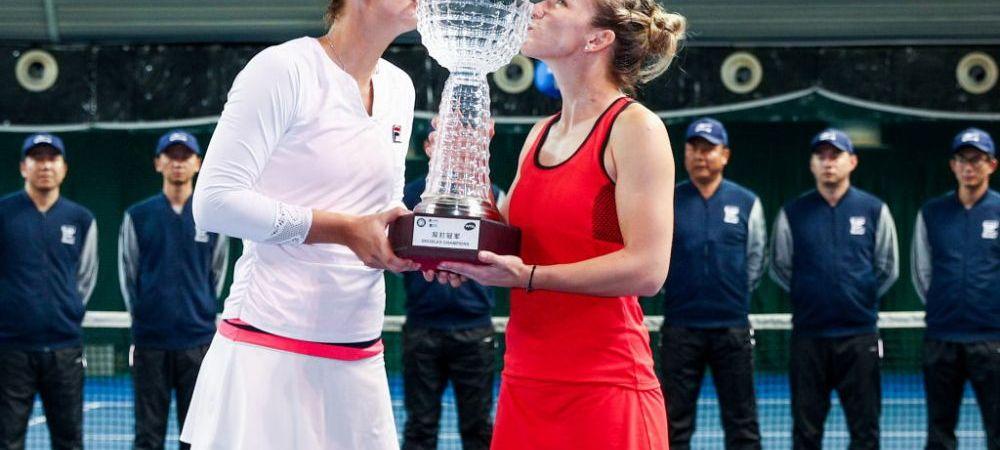 O noua surpriza la Roland Garros 2019. Irina Begu si Simona Halep au scapat de o importanta adversara: Kontaveit!