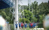 10 jucatori la antrenamentele nationalei. Cine se antreneaza deja pentru meciurile cu Norvegia si Malta