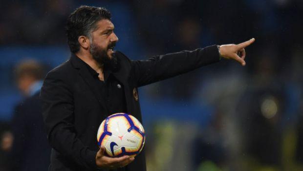 Revolutie la AC Milan dupa ratarea calificarii in UEFA Champions League! Gattuso si Leonardo au plecat de la echipa