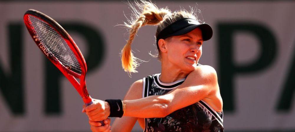 Eugenie Bouchard a atras toate privirile la Roland Garros! Ce echipament special a purtat jucatoarea din Canada la Paris. FOTO
