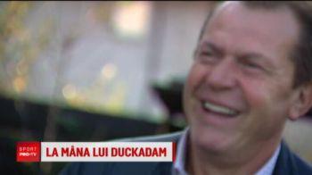 """Ce cadou pregateste Duckadam pentru vizita Papei Francisc la Bucuresti: """"E din anul in care m-am nascut eu"""""""