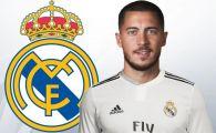 Eden Hazard, la Real Madrid! AS anunta cand va avea loc prezentarea belgianului pe Bernabeu