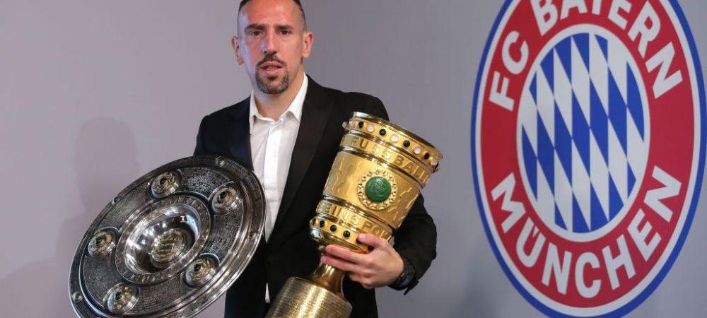 "Ribery a dezvaluit unde vrea sa se transfere dupa despartirea de Bayern: ""Sa joci acolo e ceva ce ramane pe viata!"""