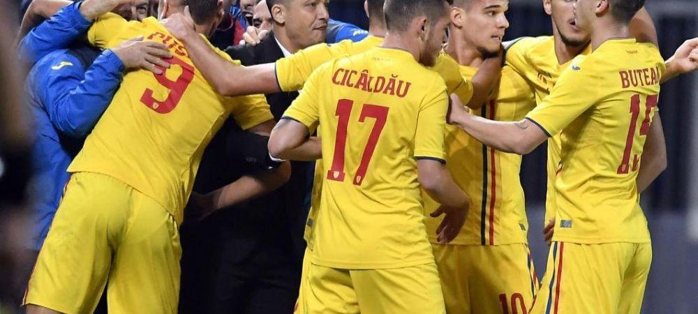 """Marea absenta a nationalei Romaniei U21 de la UEFA EURO 2019: """"Mi-au dat lacrimile! Era ultima mea sansa!"""""""