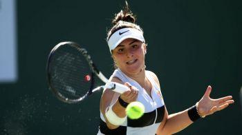 ULTIMA ORA | Bianca Andreescu S-A RETRAS de la Roland Garros! Ce problema de sanatate are jucatoarea din Canada