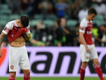 CHELSEA - ARSENAL   Imaginile deznadejdii la Arsenal! Torreira a plans in hohote dupa primul gol al lui Hazard. FOTO