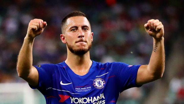 """CHELSEA A CASTIGAT EUROPA LEAGUE   Anuntul facut de Eden Hazard imediat dupa FINALA: """"Cred ca ne luam ADIO! Mi-am indeplinit un VIS, e timpul pentru o noua provocare!"""""""