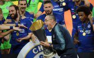 A luat Europa League, acum Sarri-n alta barca! Italienii anunta ca Sarri va fi noul antrenor al lui Ronaldo, la Juventus!