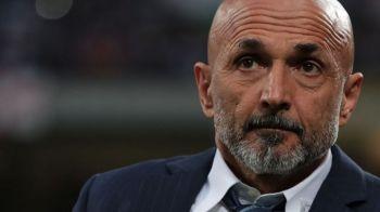 Spalletti, demis de la Inter dupa ce a calificat echipa in UEFA Champions League! Conte, in pole position pentru a prelua echipa