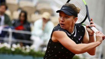 ROLAND GARROS 2019   Decizie surprinzatoare luata de Simona Halep inainte de Wimbledon: a acceptat un wild card