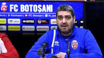 Ciobotariu pleaca de la Botosani pentru a prelua o echipa nationala! ULTIMA ORA: Antrenorul confirma discutiile si spune ca Iftime are deja inlocuitor