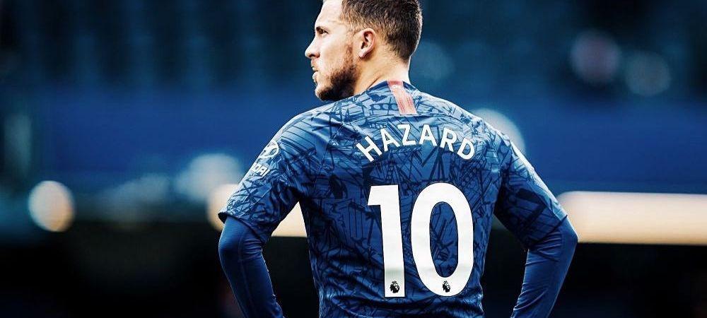 120 de milioane, Real vrea sa inchida transferul AZI! Cand ar trebui sa aiba loc prezentarea lui Hazard la Real Madrid