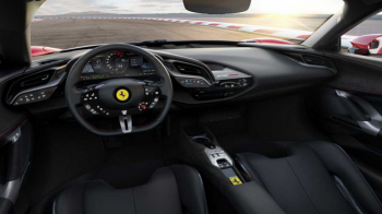 Ferrari a prezentat cea mai puternica masina din istorie si este hibrid! Ce viteza poate sa prinda BESTIA de 1000CP si cat va costa