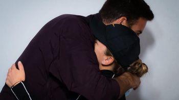 """""""Oooo, scuze, campionule!"""" Moment FABULOS la conferinta de presa a Simonei Halep dupa victoria de la Roland Garros! Pe cine a intrerupt in mijlocul discursului"""