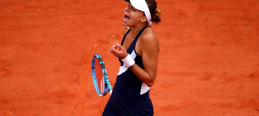 """""""Nu e vina mea ca am pierdut, am jucat bine!"""" Ce a spus Magda Linette dupa infrangerea din meciul nebun cu Simona Halep de la Roland Garros"""