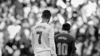"""Cristiano Ronaldo, OUT din TOP 5 cei mai buni jucatori din lume! Pe cine a pus fenomenul Ronaldo langa Messi: """"Seamana cu mine!"""""""