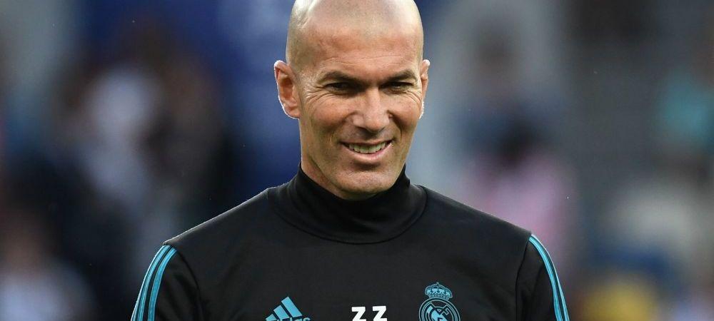 Cel mai neasteptat transfer la Real Madrid! Vine pentru numai 20 de milioane. Omul-surpriza de pe lista lui Zidane