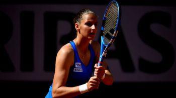 Inca un SOC la Roland Garros! Pliskova a fost eliminata, insa Simona Halep NU o poate depasi in clasament! Osaka va ramane lider