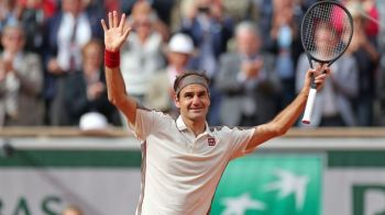ROLAND GARROS 2019 | Roger Federer, record absolut in turneele de Grand Slam! INCREDIBIL ce a reusit elvetianul!