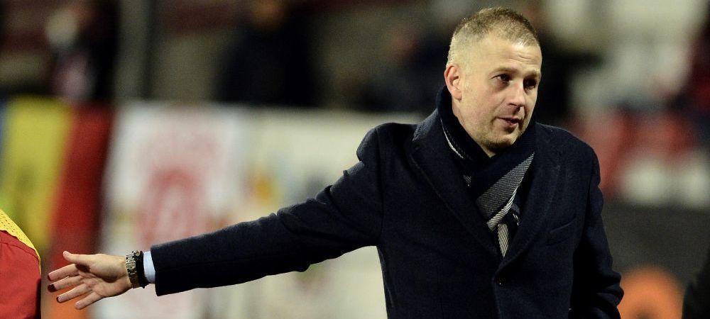 """Edi Iordanescu, replica INCREDIBILA pentru Gigi Becali: """"La 200.000 de euro, il cumparam eu!"""" """"Sageata"""" trimisa catre FCSB dupa ultimul transfer"""