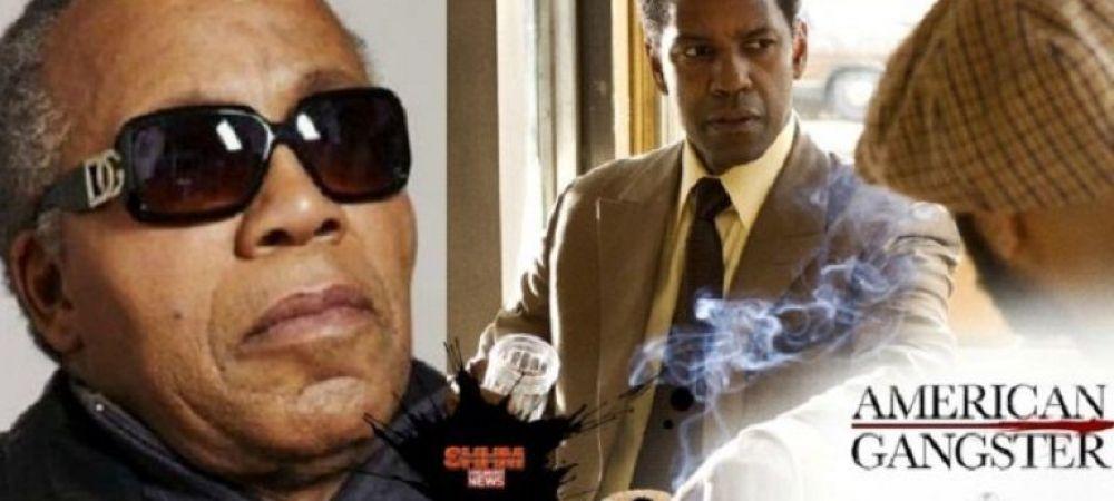 Soc in lumea interlopa! Unul dintre cei mai mari mafioti din istorie a murit aseara! Denzel Washington a jucat rolul sau intr-un film faimos
