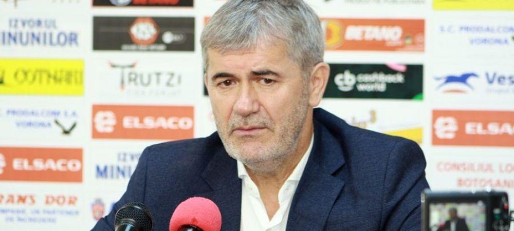FC Botosani si-a gasit antrenor dupa plecarea lui Ciobotariu la nationala Libanului! Pe cine mizeaza Iftime sa-l duca in Play Off in sezonul viitor