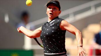 SIMONA HALEP - LESIA TSURENKO 6-2, 6-1   Cu cine joaca Simona Halep in optimile de la Roland Garros!
