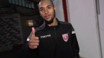 """""""Mergi la FCSB?"""" Raspunsul dat de francezul Laidouni, de la Voluntari, dupa ultimul meci din Play Out!"""