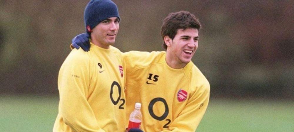 """Nu te voi uita niciodata! Te iubesc atat de mult!"" Cesc Fabregas, mesaj emotionant pentru Jose Antonio Reyes!"