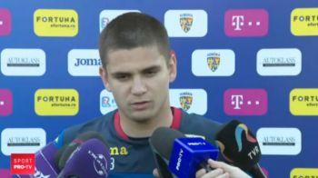 Razvan Marin nu a fost luat prin surprindere! De cand stia ca Ajax nu-l lasa la EURO