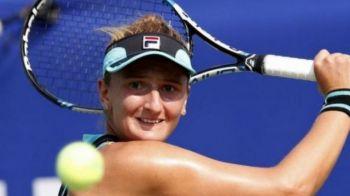 ROLAND GARROS 2019 | Irina Begu a fost eliminata in turul al treilea