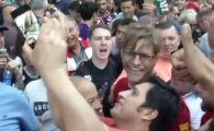 "TOTTENHAM - LIVERPOOL, FINALA CHAMPIONS LEAGUE | ""Ce cauta Jurgen Klopp aici?"" :)  Fanii au luat-o razna in Madrid inaintea finalei! Ce s-a intamplat!"