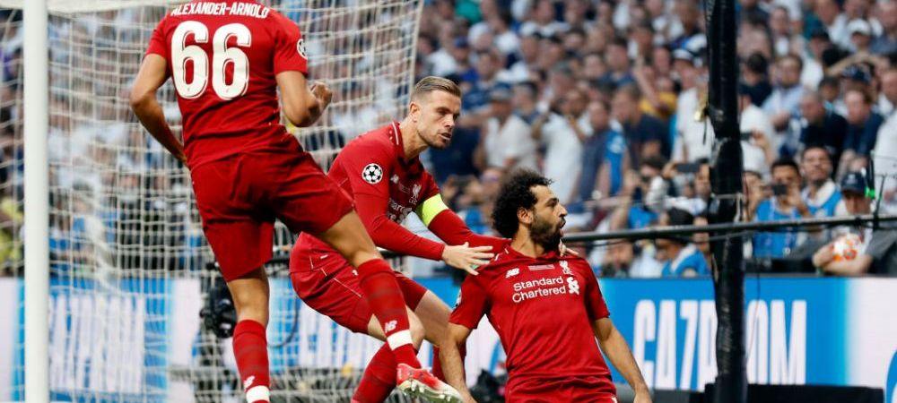 TOTTENHAM - LIVERPOOL   Finala pentru istorie: cel mai rapid penalty de la infiintarea UEFA Champions League! Salah nu a reusit sa treaca peste Maldini