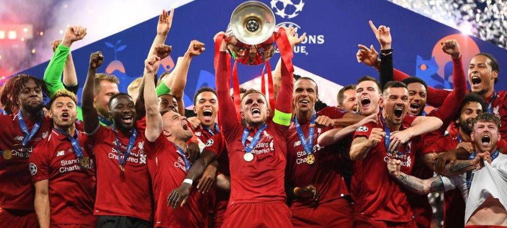 Liverpool urca pe podium in istoria UEFA Champions League: doar Milan si Real ii depasesc pe englezi! Klopp SPARGE un ghinion teribil