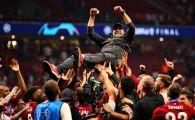 "TOTTENHAM - LIVERPOOL | Klopp, reactie fabuloasa dupa castigarea UEFA Champions League: ""E incredibil! E cea mai buna imagine pe care un club o poate avea!"""