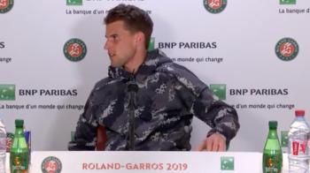 "ROLAND GARROS 2019 | ""Ba! Ce dracu?! Va bateti joc de mine?!"" Scandal monstru la Paris, dupa ce Thiem a fost dat afara de la conferinta de presa de Serena Williams"