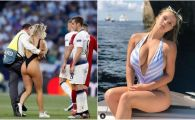 Fotbalistul din Liga 1 care i-a dat imediat FOLLOW bombei sexy care a intrat pe teren la finala UCL. Kinsey Wolansky a adunat 1.6 milioane urmaritori in 10 ore. FOTO