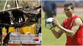 A MURIT JOSE REYES | Anchetatorii au stabilit cum s-a produs accidentul in care a murit fostul jucator de la Real Madrid, Arsenal si Atletico!