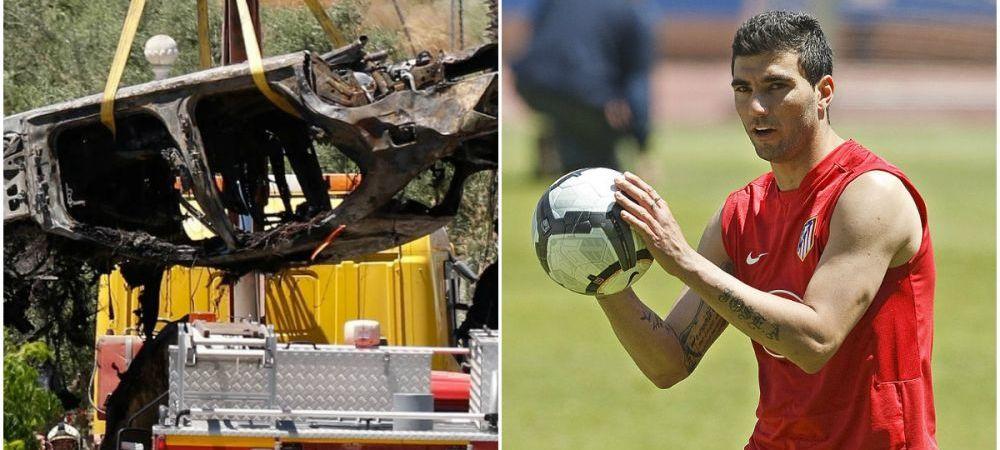 A MURIT JOSE REYES   Anchetatorii au stabilit cum s-a produs accidentul in care a murit fostul jucator de la Real Madrid, Arsenal si Atletico!