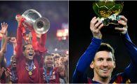 """Cotele pentru Balonul de Aur dupa finala Champions League! Cine e favorit in acest moment! Van Dijk: """"Messi e cel mai bun din lume si ar trebui sa castige!"""""""