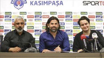 """""""Suntem bucurosi sa va prezentam noul antrenor!"""" Patru ore mai tarziu l-au dat afara :)) Situatie halucinanta la o echipa de prima liga din Turcia"""