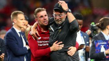 Drama din spatele unei bucurii fara margini! Tatal lui Henderson si-a anuntat fiul ca s-a vindecat de cancer, pe teren, imediat dupa ce Liverpool a castigat UEFA Champions League